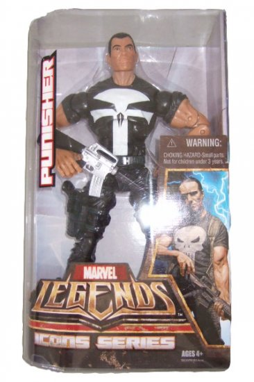 Marvel Legends Icons Series 2 - Punisher Action Figure