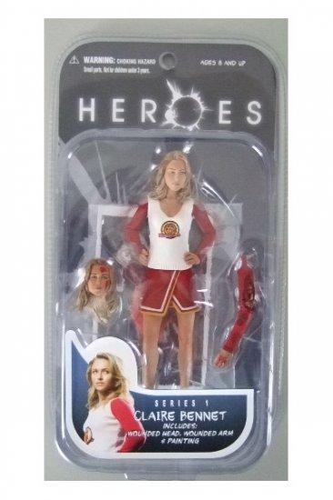 Heroes Series 1 - Claire Bennet Action Figure Hayden