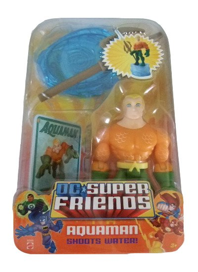 DC Super Friends - Aquaman Action Figure Justice League DC Comics