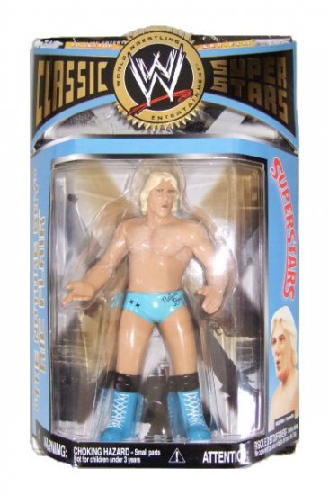 WWE Classic Superstars Series 18 - The Nature Boy Ric Flair LJN Style Chase Variant Action Figure