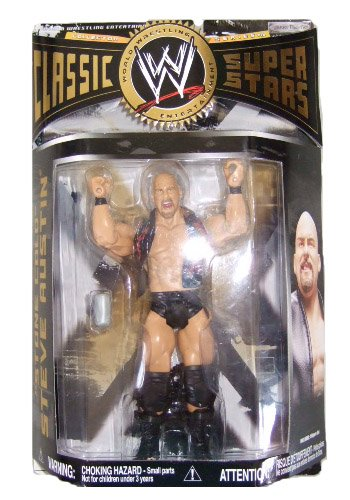 WWE Classic Superstars Series 18 - Stone Cold Steve Austin Action Figure