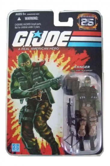 GI Joe 25th Anniversary Wave 2 - Beachhead Action Figure