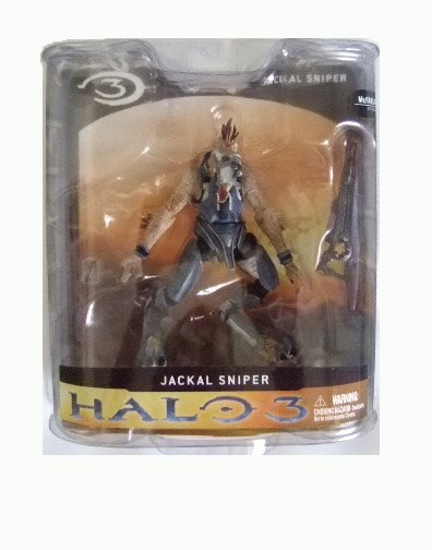 Mcfarlane Halo 3 Series 1 - Jackal Sniper Action Figure