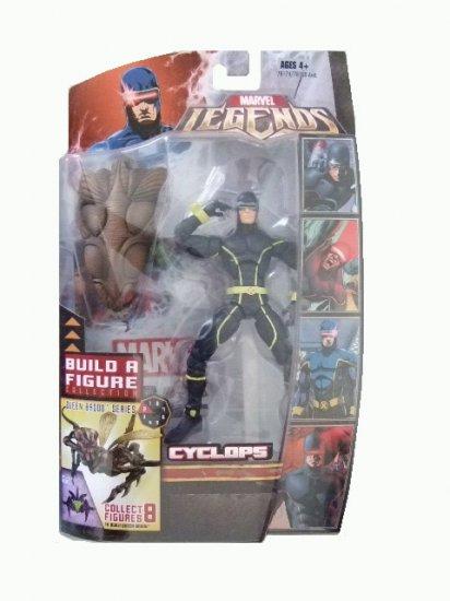 Marvel Legends Series 3 Brood Queen - Cyclops Action Figure