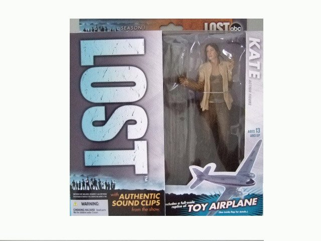 McFarlane LOST Series 1 - Kate Action Figure