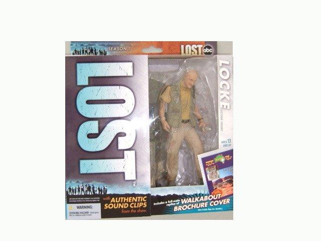 McFarlane LOST Series 1 - Locke Action Figure