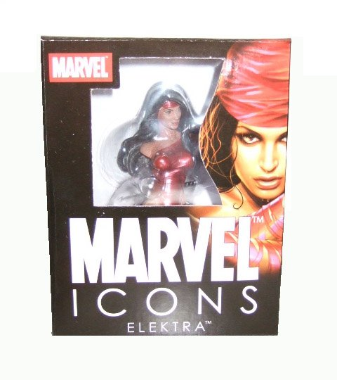 DC Direct Marvel Icons - Elektra Bust