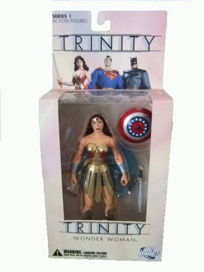 DC Direct Trinity - Wonder Woman Action Figure