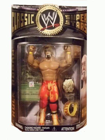 WWE Classic Superstars Series 11 - Hulk Hogan Action Figure