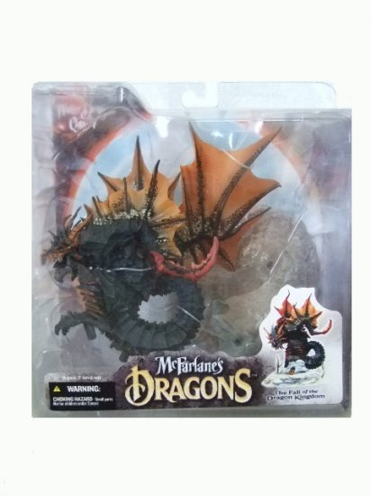 McFarlane Dragons Clan Series 4 - Water Dragon Action Figure