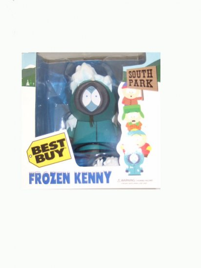 South Park Best Buy Exclusive - Frozen Kenny Action Figure