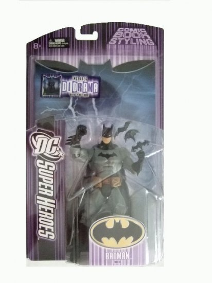 DC SuperHeroes Series 7 - Batman Action Figure Justice League