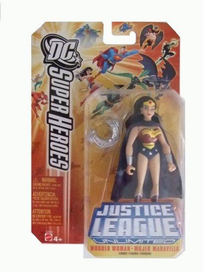 DC SuperHeroes: Justice League Unlimited - Wonder Woman Action Figure