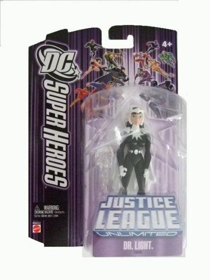 DC SuperHeroes: Justice League Unlimited - Dr. Light Action Figure