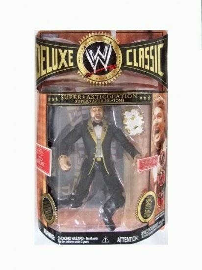 WWE Deluxe Classic Series 4 - Ted Dibiase Action Figure