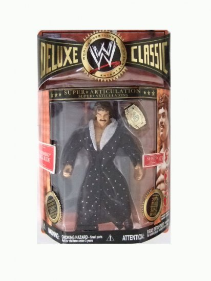 WWE Deluxe Classic Series 3 - Ravishing Rick Rude Action Figure