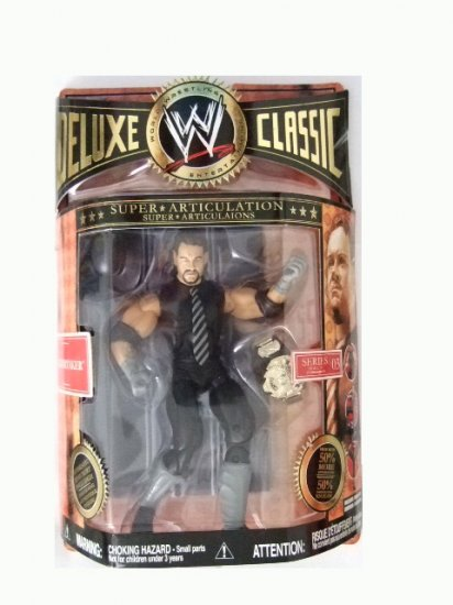 WWE Deluxe Classic Series 3 - Undertaker Action Figure