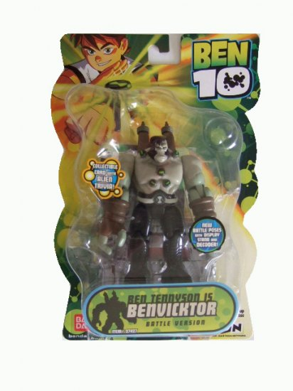 Ben 10 Battle Version - Benvicktor Action Figure