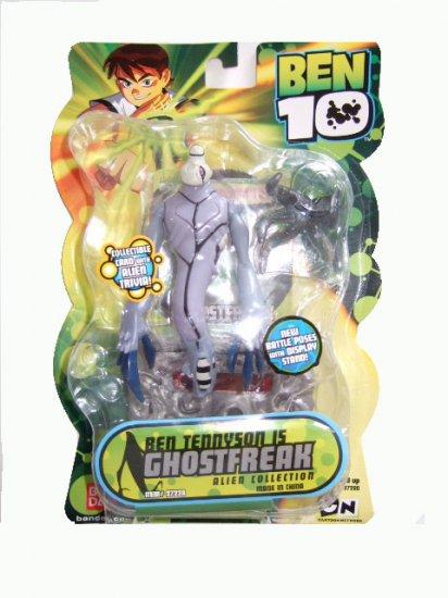 Ben 10 Alien Collection - Ghostfreak Action Figure