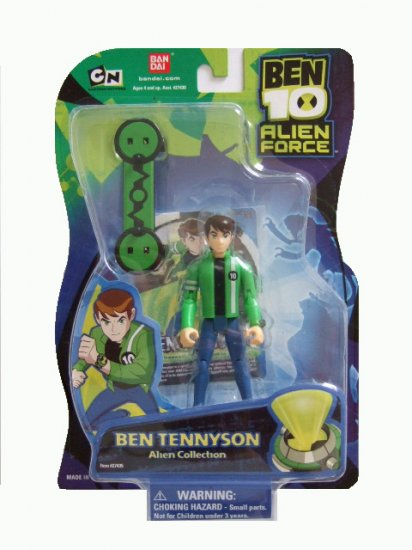 Ben 10 Alien Force - Ben Tennyson Action Figure