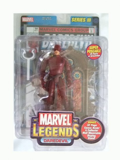 Marvel Legends Series 3 - Daredevil Action Figure