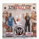 WWE Adrenaline 29 - MVP & Matt Hardy Action Figure 2-Pack