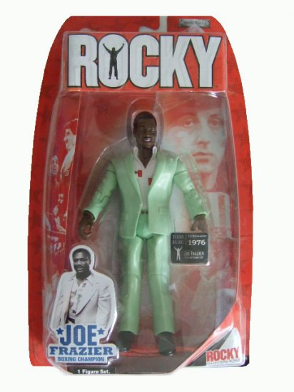 Rocky Series 3 - Joe Frazier Action Figure