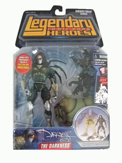 Legendary Comic Book Heroes Monkeyman Series - The Darkness Action Figure