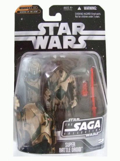 Star Wars Saga Collection Wave 8 - Super Battle Droid Action Figure