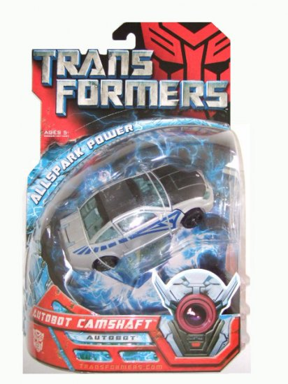 Transformers The Movie Deluxe Class -  Autobot Camshaft Action Figure