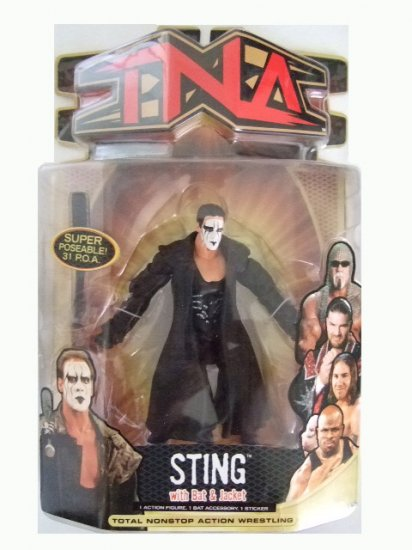 TNA Wrestling Series 7 - Sting Action Figure