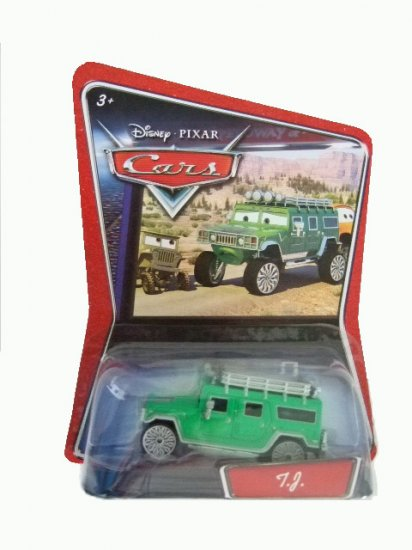 Cars Series 3 - TJ Vehicle
