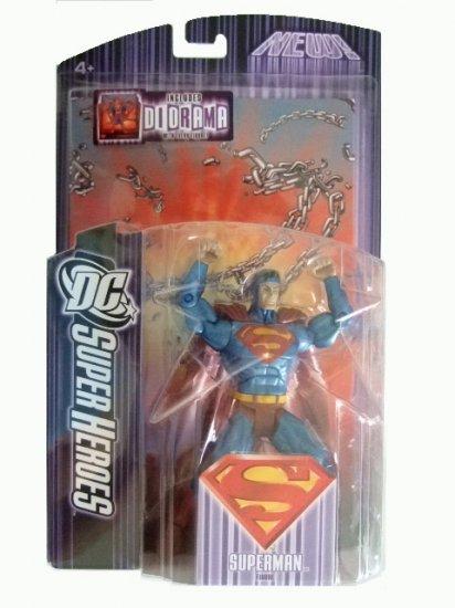 DC Super Heroes Series 5 - Kal-El Action Figure Justice League