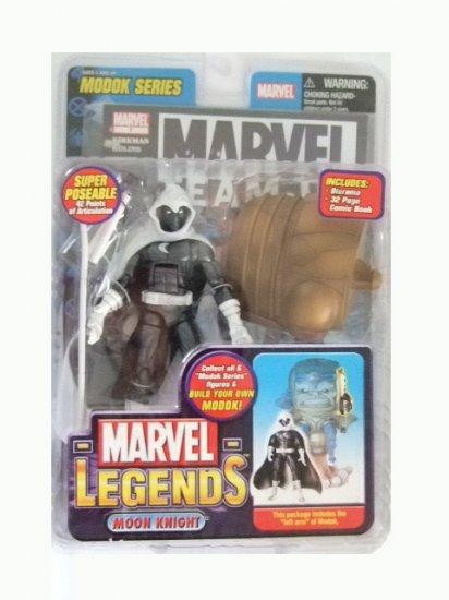 Marvel Legends Series 15(Modok) - Moon Knight Action Figure