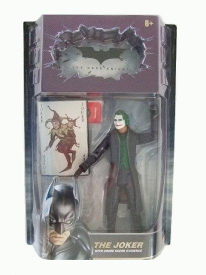 The Dark Knight Movie Masters - The Joker Action Figure
