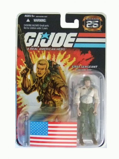 GI Joe 25th Anniversary Wave 7 - Duke Action Figure