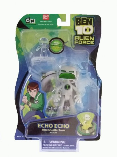 Ben 10 Alien Force - Echo Echo Action Figure