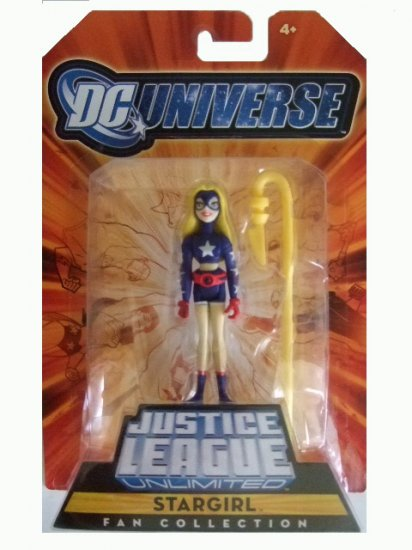 DC Universe Justice League Unlimited Series 1- Stargirl (Distressed Packaging) Action Figure