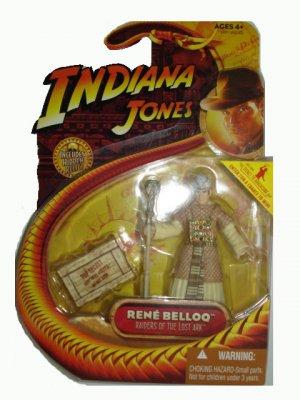 Indiana Jones Series 1 - Rene Belloq Action Figure