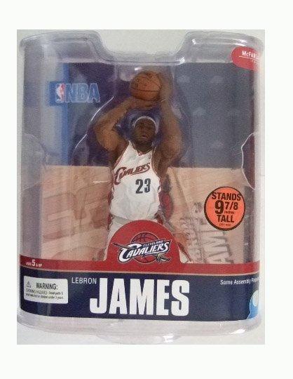 McFarlane Sportspicks NBA Series 13 - Lebron James Variant Action Figure