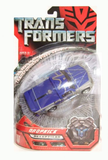 Transformers The Movie Deluxe Class -  Dropkick Action Figure
