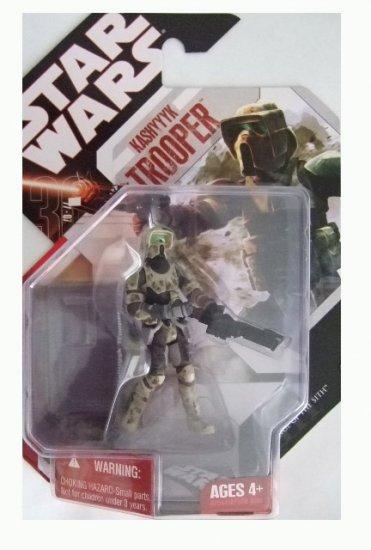 Star Wars 30th Anniversary 2008 Wave 1  - Kashyyyk Trooper Action Figure