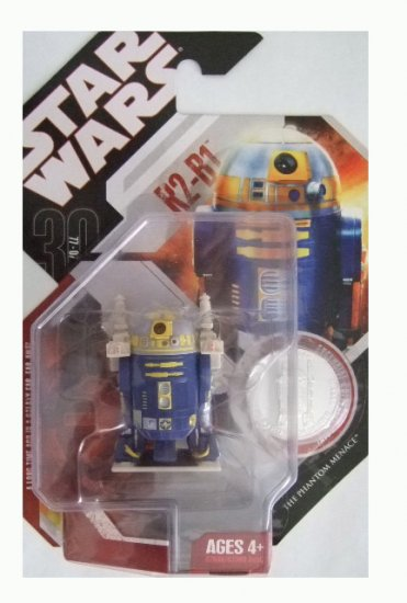 Star Wars 30th Anniversary Wave 7.5 - R2-B1 Action Figure