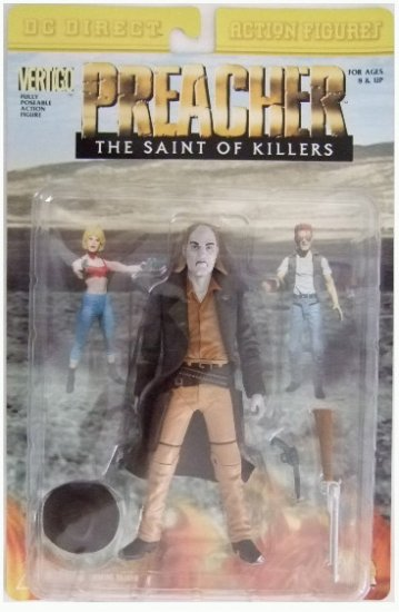 DC Direct: Preacher -  The Saint of Killers Action Figure