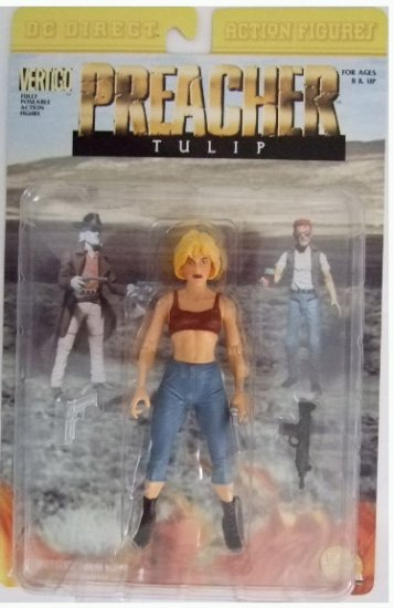 DC Direct: Preacher -  Tulip Action Figure