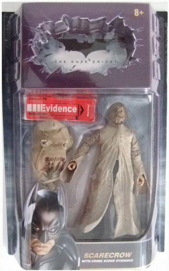 The Dark Knight Movie Masters - Scarecrow Action Figure