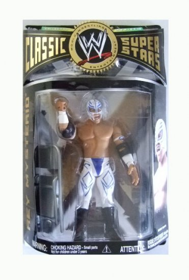 WWE Classic Superstars Series 20 - Rey Mysterio Action Figure