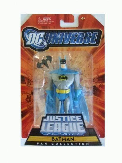 DC Universe Justice League Unlimited Series 1- Batman Action Figure