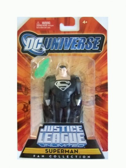 DC Universe Justice League Unlimited Series 1- Superman Action Figure