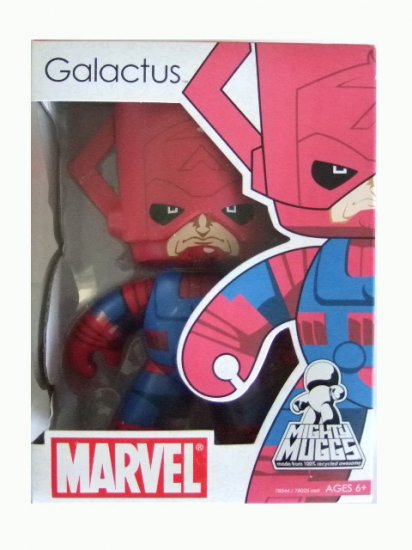Marvel Mighty Muggs Series 4 - Galactus Action Figure